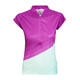 IXS Colura maglietta a maniche corte Donna Trail rosa